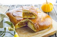 Πίτα λάχανων Στοκ φωτογραφία με δικαίωμα ελεύθερης χρήσης