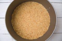 πίτα βάσης Στοκ εικόνα με δικαίωμα ελεύθερης χρήσης
