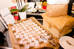 Πίτα για το επιδόρπιο Στοκ εικόνες με δικαίωμα ελεύθερης χρήσης
