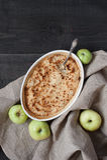 Πίτα θίχουλων της Apple Στοκ Εικόνα