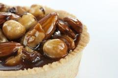 πίτα καρυδιών στοκ φωτογραφία