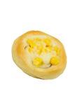 Πίτα καλαμποκιού Στοκ εικόνα με δικαίωμα ελεύθερης χρήσης