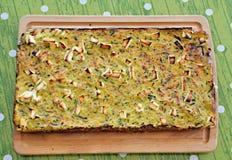 Πίτα κολοκυθιών Στοκ φωτογραφία με δικαίωμα ελεύθερης χρήσης