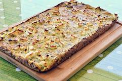 Πίτα κολοκυθιών Στοκ εικόνα με δικαίωμα ελεύθερης χρήσης