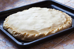 Πίτα κρέατος Στοκ Φωτογραφίες