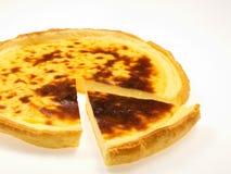 Πίτα κρέμας στοκ εικόνες