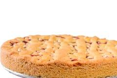 Πίτα κόκκινων σταφίδων Στοκ εικόνες με δικαίωμα ελεύθερης χρήσης