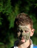 Πίτα λάσπης Στοκ Φωτογραφίες