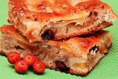 Πίτα μήλων Στοκ φωτογραφία με δικαίωμα ελεύθερης χρήσης