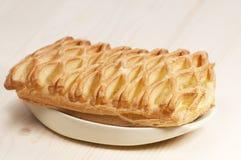 Πίτα μαρμελάδας της Apple Στοκ φωτογραφία με δικαίωμα ελεύθερης χρήσης