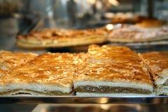 Πίτα με το μήλο Στοκ εικόνα με δικαίωμα ελεύθερης χρήσης