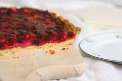 Πίτα παντζαριών (beta vulgaris) Στοκ Εικόνες