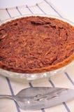 πίτα πεκάν στοκ εικόνα με δικαίωμα ελεύθερης χρήσης