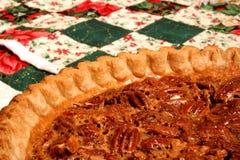 πίτα πεκάν Στοκ φωτογραφία με δικαίωμα ελεύθερης χρήσης