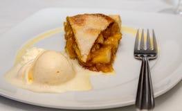 Πίτα της Apple ένας τρόπος Λα Στοκ Εικόνες