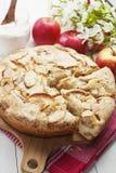 Πίτα της Apple, Σαρλόττα Στοκ φωτογραφίες με δικαίωμα ελεύθερης χρήσης