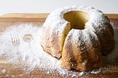 Πίτα της Apple Σαρλόττα Στοκ φωτογραφίες με δικαίωμα ελεύθερης χρήσης