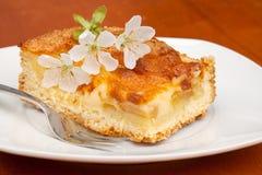 Πίτα της Apple. Στοκ Εικόνες