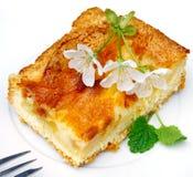 Πίτα της Apple. Στοκ εικόνες με δικαίωμα ελεύθερης χρήσης