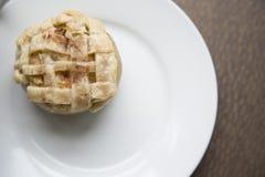 Πίτα της Apple Στοκ εικόνες με δικαίωμα ελεύθερης χρήσης