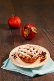Πίτα της Apple Στοκ Εικόνες