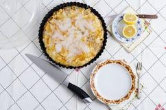Πίτα της Apple Στοκ Εικόνα