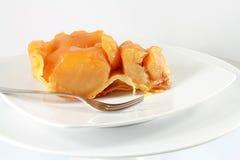 Πίτα της Apple - Tarte Tatin Στοκ Εικόνες
