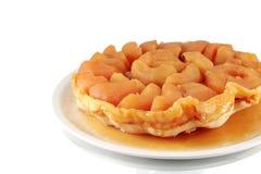 Πίτα της Apple - Tarte Tatin Στοκ εικόνες με δικαίωμα ελεύθερης χρήσης