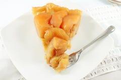 Πίτα της Apple - Tarte Tatin Στοκ εικόνα με δικαίωμα ελεύθερης χρήσης
