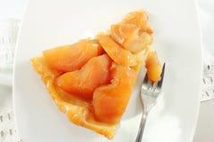 Πίτα της Apple - Tarte Tatin Στοκ Εικόνα