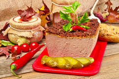 Πίτα του πολωνικού κυνηγού Στοκ Εικόνα