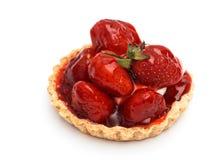 Πίτα φραουλών Στοκ Εικόνες