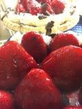 Πίτα φραουλών Στοκ εικόνες με δικαίωμα ελεύθερης χρήσης