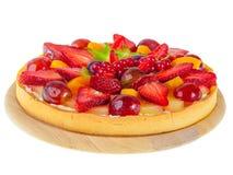 Πίτα φρούτων Στοκ Εικόνες