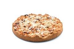 πίτα ψίχουλου μήλων Στοκ φωτογραφία με δικαίωμα ελεύθερης χρήσης