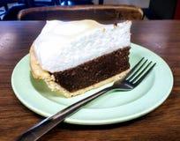 Πίτα Choco Στοκ Εικόνες