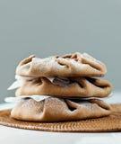 Πίτα Galette Στοκ εικόνες με δικαίωμα ελεύθερης χρήσης