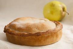 Πίτα Shortcrust με τη Apple Στοκ Εικόνες