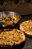 Πίτες δαμάσκηνων Στοκ εικόνες με δικαίωμα ελεύθερης χρήσης