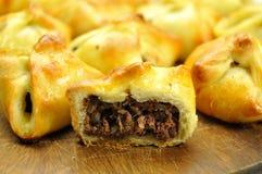 πίτες κρέατος Στοκ Εικόνες