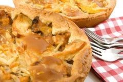 πίτες μήλων Στοκ Φωτογραφίες