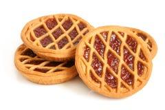 πίτες μαρμελάδας κερασι Στοκ εικόνα με δικαίωμα ελεύθερης χρήσης