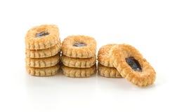 πίτες μπισκότων βακκινίων Στοκ εικόνες με δικαίωμα ελεύθερης χρήσης
