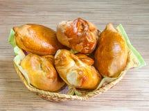 Πίτες της ζύμης ριπών Στοκ Φωτογραφία