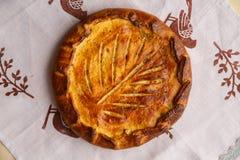 Πίτες της Προβηγκίας, εύγευστο πρόγευμα, και ευώδεις ζύμες στοκ φωτογραφία με δικαίωμα ελεύθερης χρήσης
