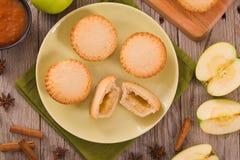 Πίτες της Apple Στοκ φωτογραφία με δικαίωμα ελεύθερης χρήσης