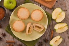 Πίτες της Apple Στοκ φωτογραφίες με δικαίωμα ελεύθερης χρήσης