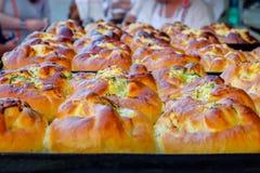 Πίτες τυριών Στοκ Εικόνα