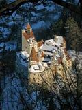 Πίτουρο Castle Στοκ Φωτογραφίες