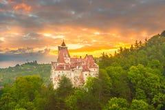 Πίτουρο Castle Στοκ εικόνα με δικαίωμα ελεύθερης χρήσης